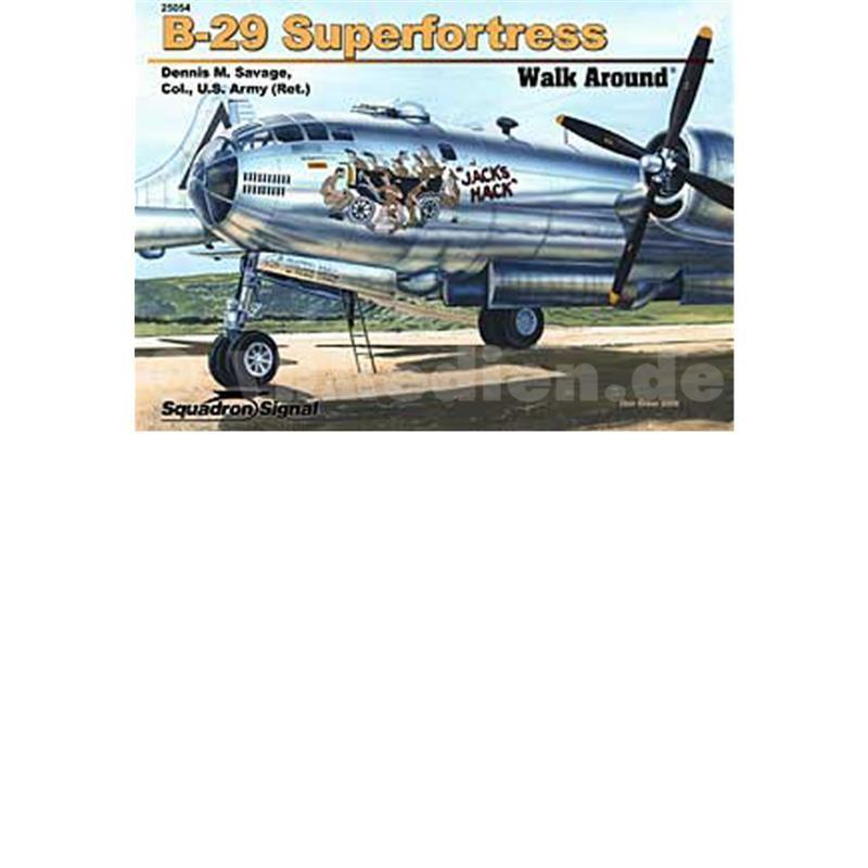 29. SQUADRON/SIGNAL: WALK AROUND F-86 SABRE  (2000) VG Squadron / Signal
