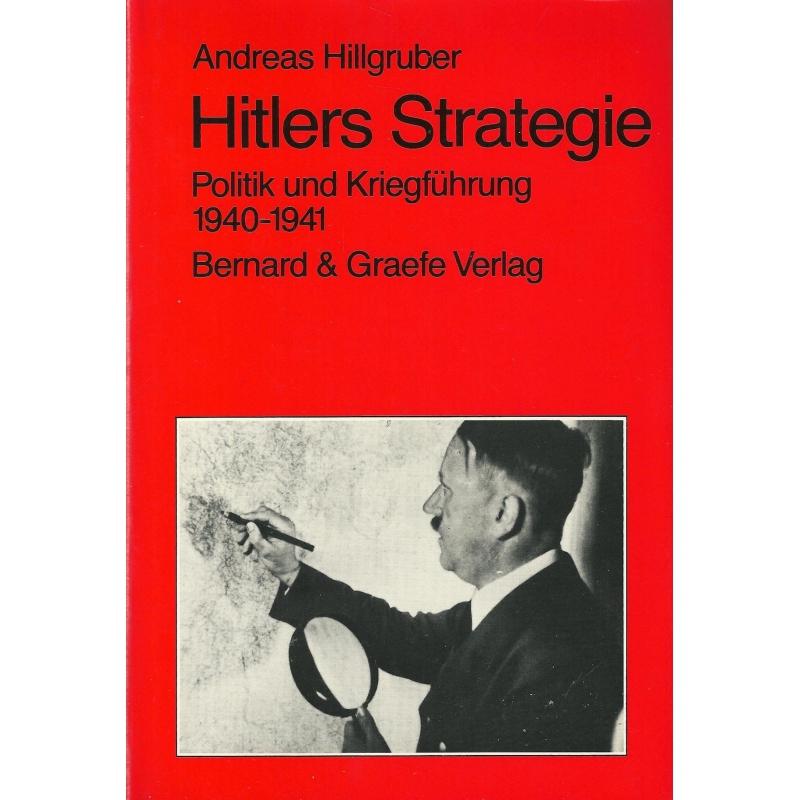 Hitlers Politik