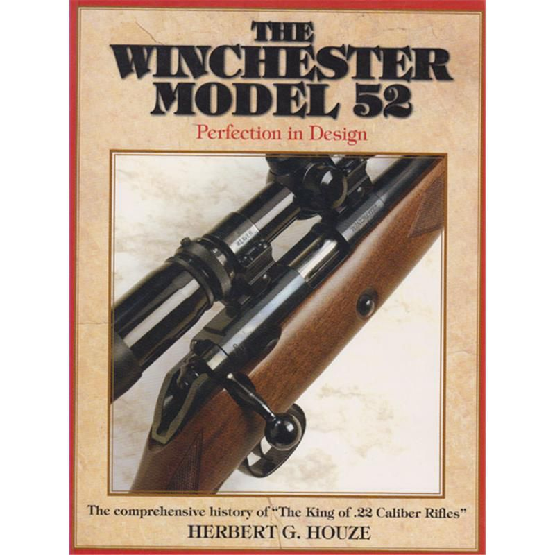 The winchester model 52 perfection in design modellbau for Houze design