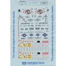 1:48 - F-14As/ VF-102/ VF-14 / Microscale Decals Nr. 215