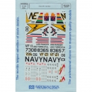 1:48 - F-4Js: VF-11/ VF-21 / Microscale Decals Nr. 208