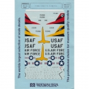 1:72 - F-86Ds/ 513th FIS/ 496 FIS / Microscale Decals Nr....