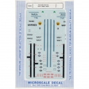 1:72 - OV-10AS/ YOV-10A Navy/ USMC / Microscale Decals...