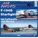 AIR PHOTO Band 12 / F-104G Starfighter bei Luftwaffe und...
