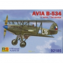 AVIA B-534 1st Version, RS Models, 1:72, (92185)