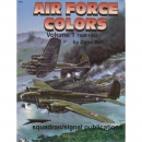 Air Force Colors Volume 1 1926-1942 Squadron/Signal 6150...