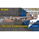 B-24D Mission Centenarians, Eduard 2111, Limited Edition...