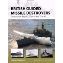 British Guided Missile Destroyers - County-class, Type 82, Type 42 and Type 45 (NVG Nr. 234)