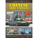 Chinese Army Vehicles - Vehicles of the Modern Chinese Peoples Liberation Army - Tankograd Missions & Manoeuvres 7029