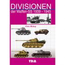 Divisionen der Waffen-SS 1939 - 1945 - Chris Bishop