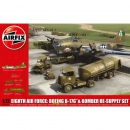Eighth Air Force: Boeing B-17G & Bomber Re-Supply Set...
