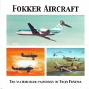 Fokker Aircraft - The Watercolor Paintings of Thijs Postma