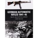 German Automatic Rifles 1941-45 Gew 41, Gew 43, FG 42 and StG 44 - Chris McNab (Weapon Nr. 24)