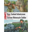 Greentree: New Zealand Infantryman vs German Motorcycle...