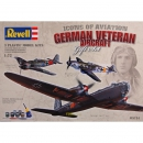 Icons of Aviation: German Veteran Aircraft Gift Set...