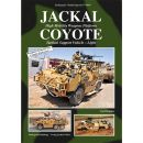 Jackal High Mobility Weapons Platform /  Coyote Tactical Support Vehicle - Light - Tankograd British Special Nr. 9019