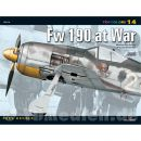 Kagero Topcolors 14 - Fw 190 at War Part 1