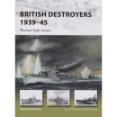 Konstam: British Destroyers 1939-45 Wartime-built classes...