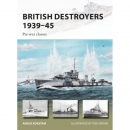 Konstam: British Destroyers 1939-45 Pre-War Classes...