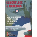 Lucas RAF Fighters 1945 - 1950 UK Based Camouflage &...