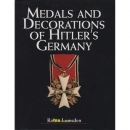 Lumsden: Medals And Decorations Of Hitlers Germany