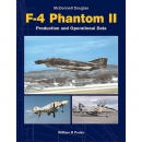 Peake: Mc Donnell Douglas F-4 Phantom II - Production and Operational Data