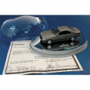 Mercedes SE600 Coupe, silber, limited Edition mit Zertifikat, M 1:43 Schabak 2270