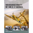 Messerschmitt Bf 109 E-F Series - Osprey Air Vanguard 23 - Robert Jackson
