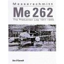 Messerschmitt Me 262 - The Production Log 1941 - 1945