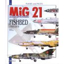 MiG 21 Mikoyan-Gurevitch Fishbed (1955-2010) (Planes and Pilots 12)