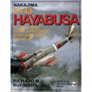 Nakajima Ki-43 Hayabusa in Japanese Army Air Force...