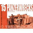 Panzerwrecks 15 - German Armour 1944-45 - Archer / Auerbach