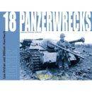 Panzerwrecks 18 - German Armour 1944-45  - Lee Archer / William Auerbach
