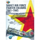 Pilawski - Soviet Air Force Fighter Colours 1941 - 1945