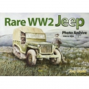 Rare WW2 Jeep - Photo Archive 1940 to 1945 - M. Askew