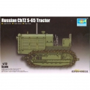 Russian ChTZ S-65 Tractor, 1:72, Trumpeter 07112 Stalinez...