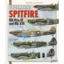 Supermarine Spitfire Mk VI to IX and Mk XVI Volume II - Planes and Pilots 21