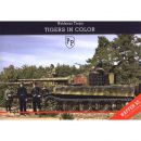 Tigers in Color (Waffen SS) inkl. 2x Poster - Waldemar...