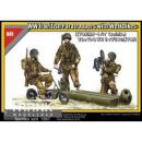 Tristar 35041 1/35 WWII British Paratroopers with Welbikes
