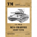 U.S. WW II M24 Chaffee Light Tank - Tankograd Technical...