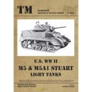 U.S. WW II M5 & M5A1 Stuart Light Tanks - Tankograd...