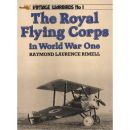 The Royal Flying Corps in World War One - Rimell (Vintage...