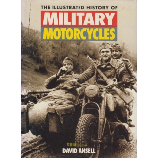 Ansell: The illustrated History of Military Motorcycles / Militärmotorräder