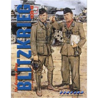 Blitzkrieg: The German Army 1939-41 (6001)