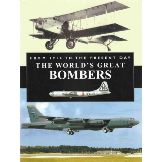 Chant: The Worlds Great Bombers from 1914 to the present Day / Farbprofile Modellbau
