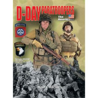 D-Day Paratroopers - The Americans - C. Deschodt