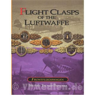 Flight Clasps of the Luftwaffe - Frontflugspangen Orden Abzeichen 2. WK