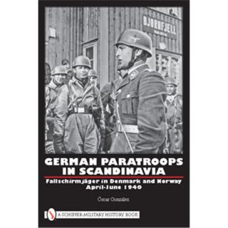 German Paratroops in Scandinavia