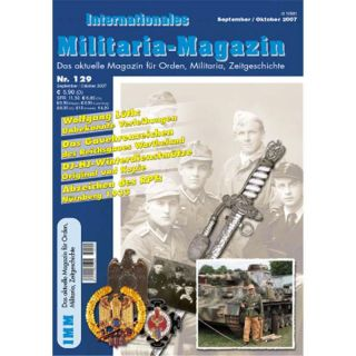 Internationales Militaria-Magazin IMM Nr. 129