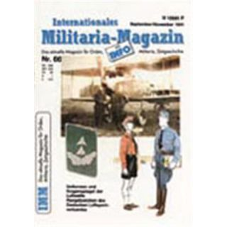 Internationales Militaria-Magazin IMM Nr. 66